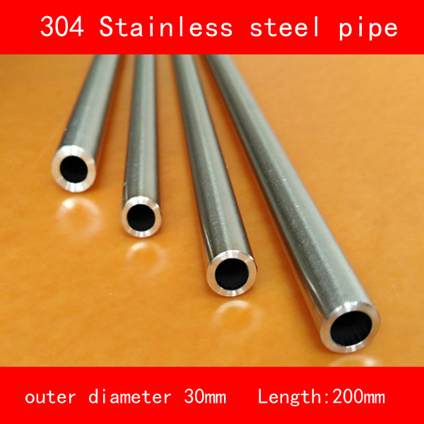 uxcell Brass Round Tube 300mm Length 5mm OD 0.75mm Wall Thickness Seamless Straight Pipe Tubing 3 Pcs