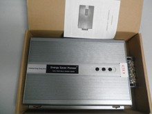 Free shiping 3 phase power saver 45KW power saver box save electricity energy reducer(China)