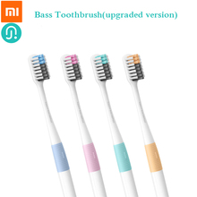 (Update version) Xiaomi Mijis Chain Doctor B Bass Method Toothbrush Sandwish-bedded Brush Wire 4 Colors For xiaomi smart home(China)