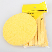6 Pair Compressed Sponge Foam Mat Pad New Cleaning YF2017
