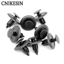 CNIKESIN 100Pcs for Mazda 323 Family HAPPIN M3 M6 B70 B50 Auto Fastener Car Trunk Ceiling Fixed Clamp Push Type Interior Clip