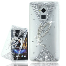 Luxury Woman Flying Angle Bling Hard PC Diamond Case for iPhone 6 S Plus 6 7 SE 3G 4 4S 5S 5C 7 Plus 5 Celular Funda Accessories