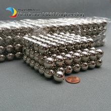 1pack Larger NdFeB Magnet Balls 10-15mm Diameter Nickle color Strong Neodymium Sphere ball Magnets Rare Earth Magnets
