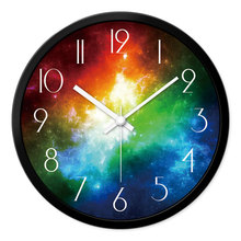REIDA Brand 12 Inch Modern Bedroom Living Room Wall Clock Creative Fashion Restaurant Silent Large Wall Clock Home Decor