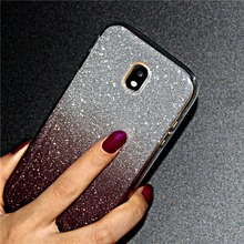 Luxury Bling Style Soft Case For Samsung Galaxy J5 2017 J530 J530F J530FN J530H SM-J530F/DS DUOS EU Version Cover Silicone Funda