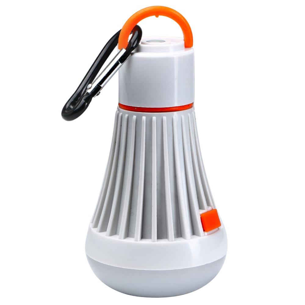 AAA 18650 Lanterna LED 4 Modes ABS 6LED + 3W Portable Camping Tent Light Torch Lantern Flashlight Hanging LED Lamp Task Lighting