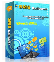 Free shipping 2 way bulk SMS software support gsm dongle and 4/8/16/32/64 ports gsm modem pool - SMSDelivere enterprise edition