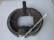 Dongfeng tractor DF204, DF244 DF254, brake shoes unit , each tractor needs two units(China)