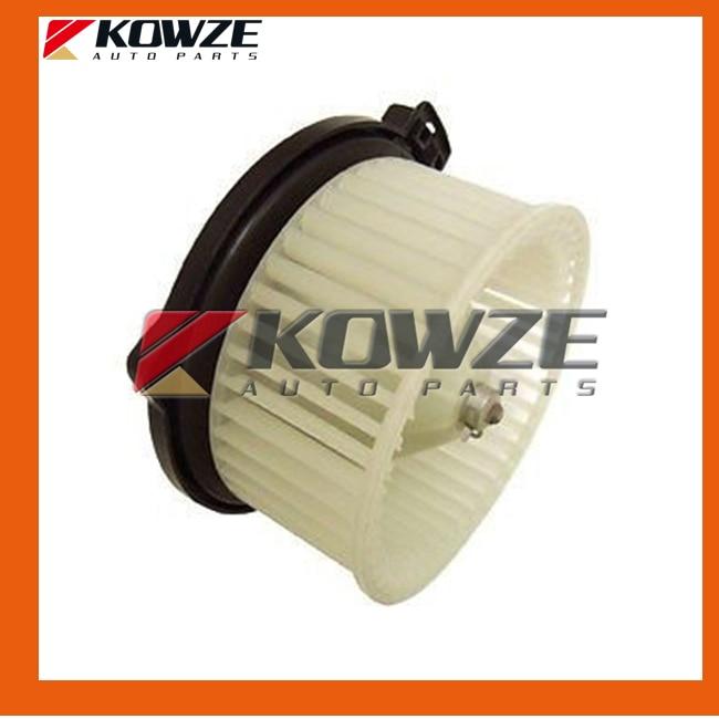 Heater Blower Fan &amp; Motor For Mitsubishi Pajero Montero Shogun 2 II Galant Space Wagon Runner MB657229<br><br>Aliexpress