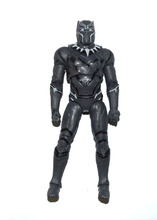 "Marvel Movie Captian American 3 Civil War Black Panther 7"" Loose Action Figure"