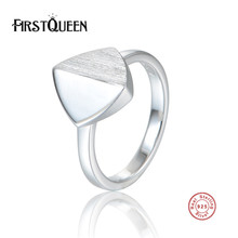 FirstQueen 925 Sterling Silver Classic Valentine Ring with High PolishingOriginal 2017 New Collection Fine Jewelry