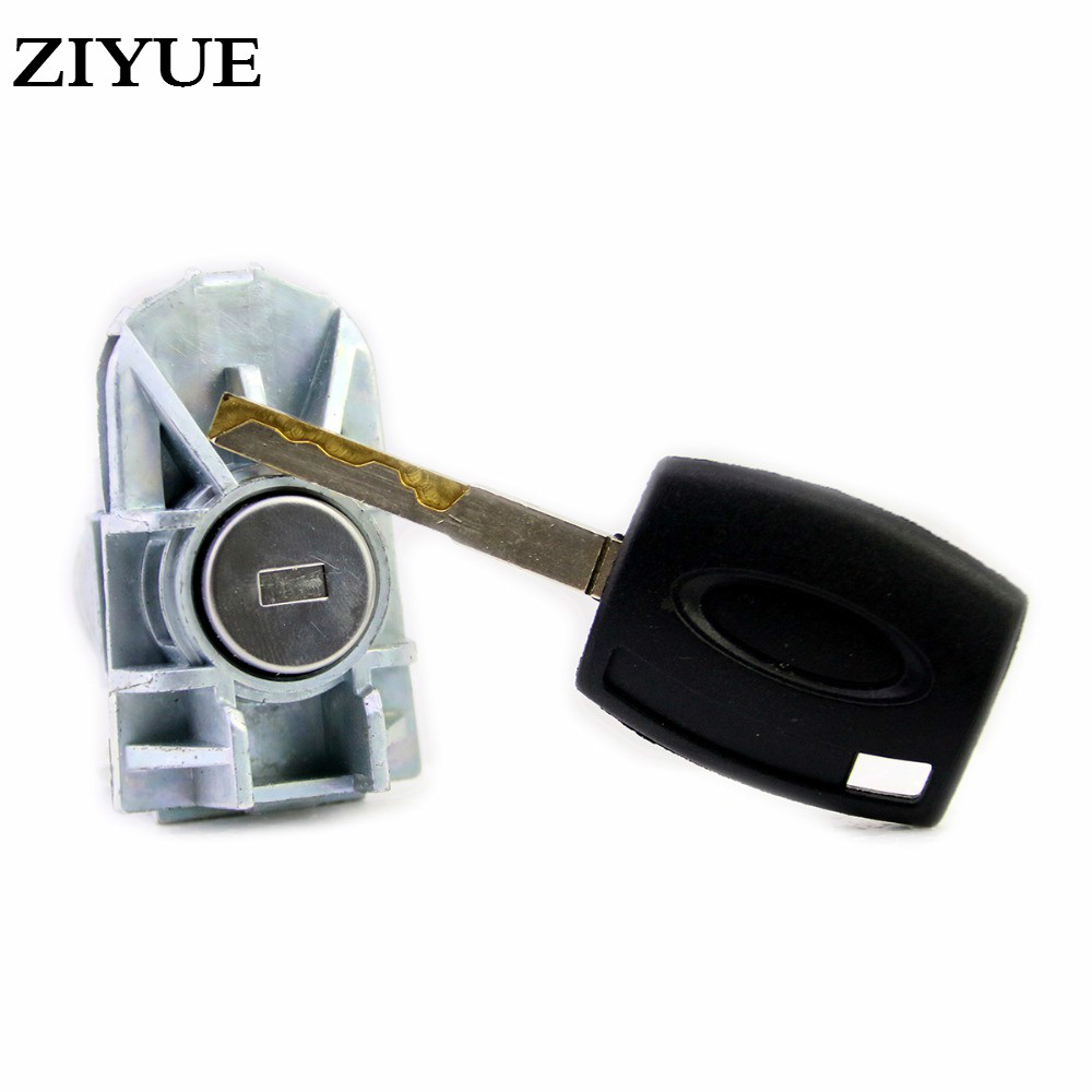 Free Shipping Car Practice Lock Cylinder With Car Key Locksmith Tools Training Car Lock<br>