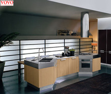 Kitchen cabinets with melamine board