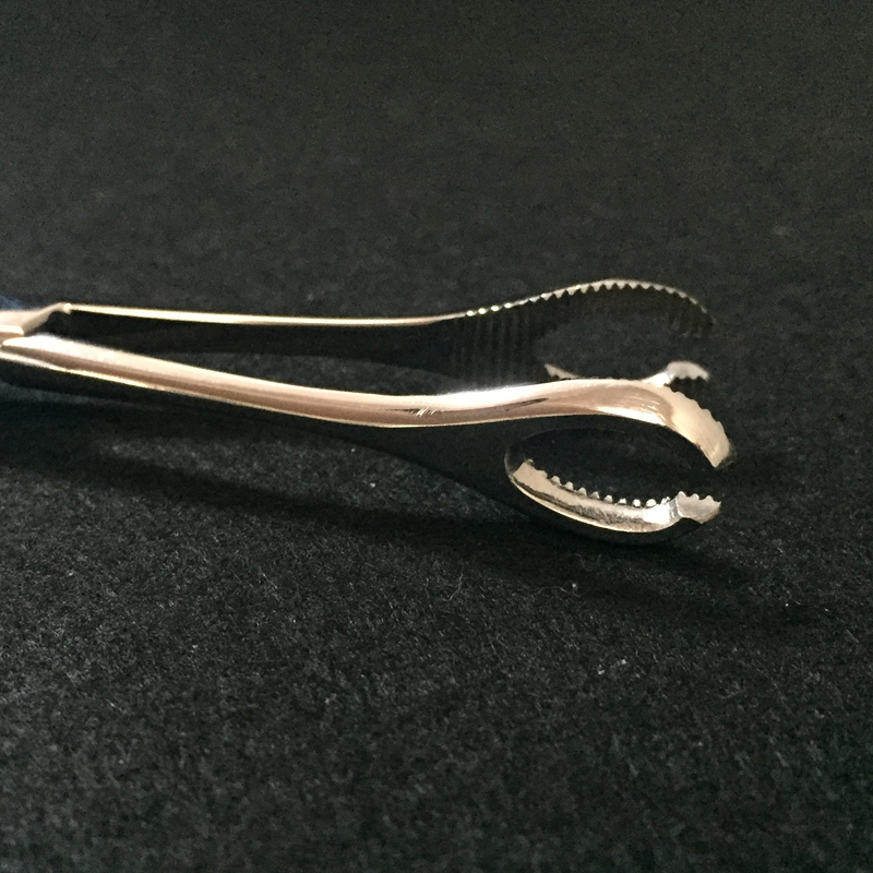 Body-Piercing-Tools-Supplies-SMALL-316-Medical-stainless-steel-Piercing-Ear-Body-Lip-Tools-Slotted Navel-Forcep-Plier-Piercing-Tool-Supply-2