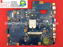 5536 5536G motherboard  for acer  08252-2 JV50-PU 48.4CH01.021 ,send one AMD cpu as a  gift SHELI stock