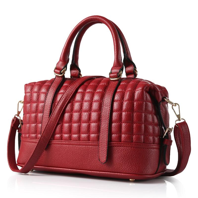 Women Tote Bag Luxury Handbags Women Bags Designer Women Bag Plaid Women Messenger Bags Purses and Handbags Bolsa Feminina <br><br>Aliexpress