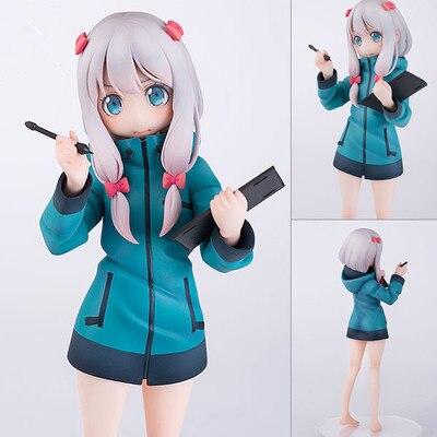 NEW hot 20cm Izumi Sagiri Eromanga Sensei action figure toys collection Christmas gift doll with box<br>