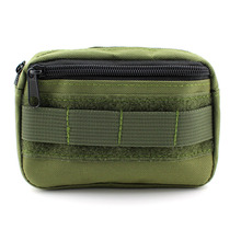 Tactical Pocket Organizer EDC Pouch Military Belt Pouch Hunting Pack Tool Bag Small Army Utility Field Sundries Pouch