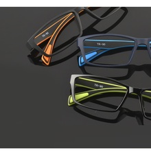 Vazrobe (10g) High Quality TR90 Glasses Frame Men Women Colorful Eyeglasses Frames Man Sport Fashion Style Optical Clear Lens