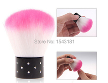Professional Soft Nail Dust Brush Manicure Tool Cosmetic Brush for nail art brush for manicure pincel de unha