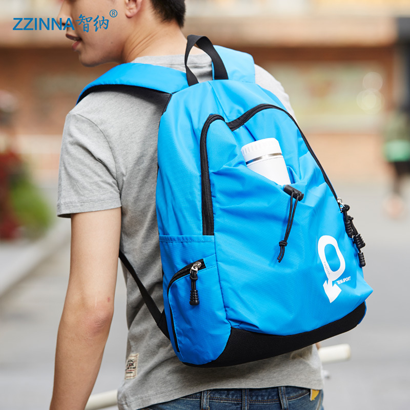 2016 summer high quality polyester 5-colors options latest unisex casual backpacks cool laptop backpacks camouflage bag<br><br>Aliexpress