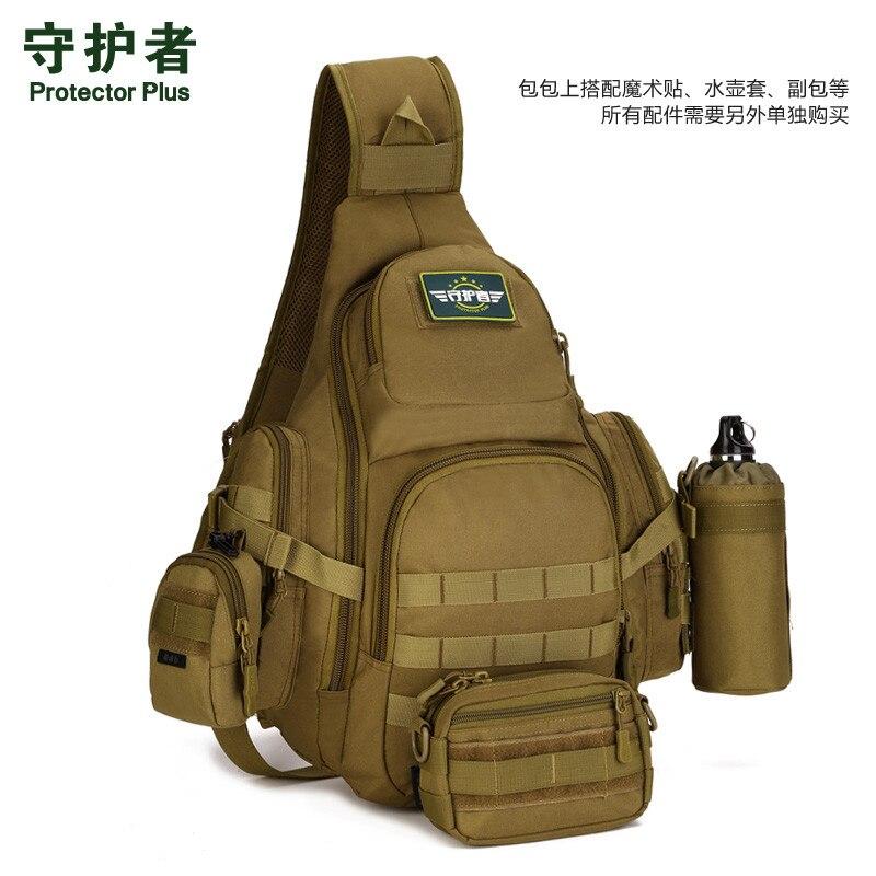 Military backpack bag laptop shoulder bag waterproof nylon high grade travel camouflage men School bag bag Large capacity<br>