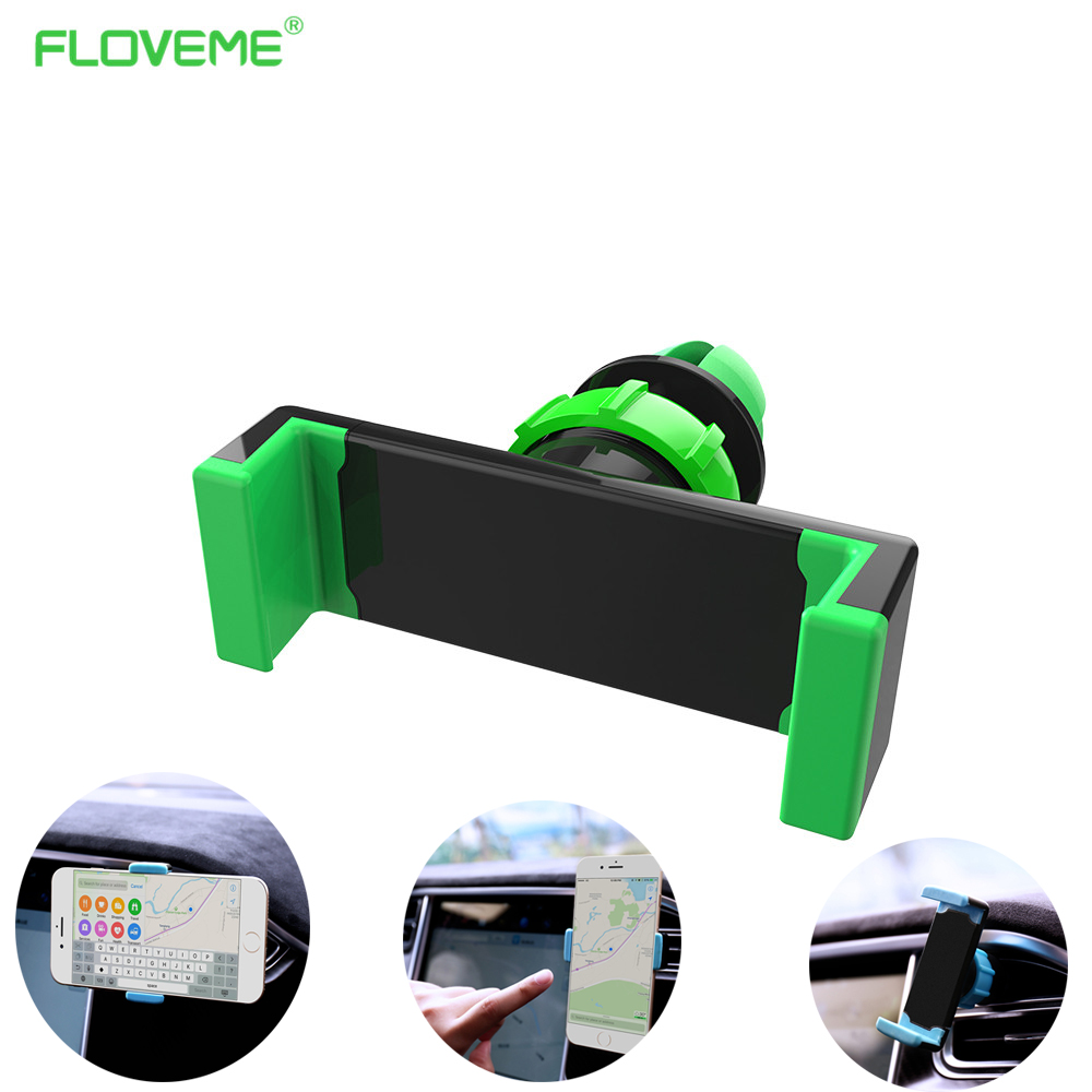 Floveme360DegreeAutoCarAirVentPhoneHolderStand