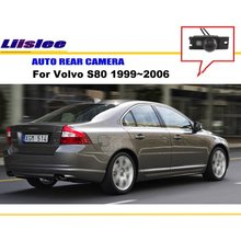 Liislee Rear View Reverse Camera Backup Parking Camera For Volvo S80 1999~2006 / License Plate Light Install / Night Vision(China)