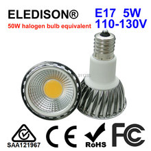 5W LED Bulb E17 Medium Screw to Replace 50W IKEA Halogen Bulb Warm White 2700K Working Light Table Light Table Lighting Globe(China)