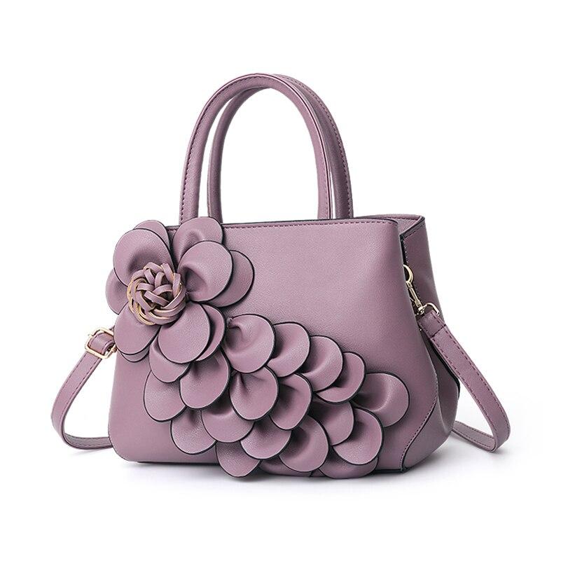 Nevenka Handbag Women Floral Handbags Small Shoulder Bags Leather Crossbody Bag for Women Handbags Purses and Handbags 201811