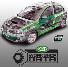 car  repair software   Vivid.Workshop software ATI.v10.2.Release support 2010 cars   with CD  free shipping