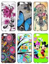 Case for HTC One A9S , Mickey Cartoon Heart Flower butterfly kitty flag Dream Catcher case for htc One A9S case