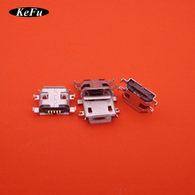 micro mini For Sony Ericsson Xperia J ST26 ST26i USB ZTE V880 and other mobile jack socket Charger Charging Connector Plug Port(China)