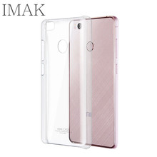 Case for Xiaomi Mi4s Mi 4S Imak Crystal Back Cover Ultra Thin Plastic Hard Case Protector Skin Shell +Valid Tracking Code