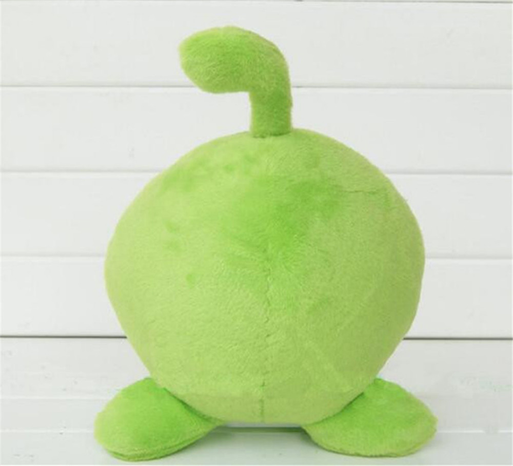 cut the rope frog plush toy4