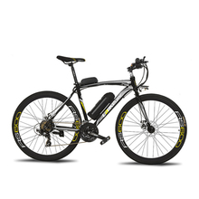 Lankeleisi RS600 Road Electric Bike 240W 36V 20HA Lithium Battery 21 Speed 700Cx28C 50CM Carbon Steel Frame with Smart Display(China)