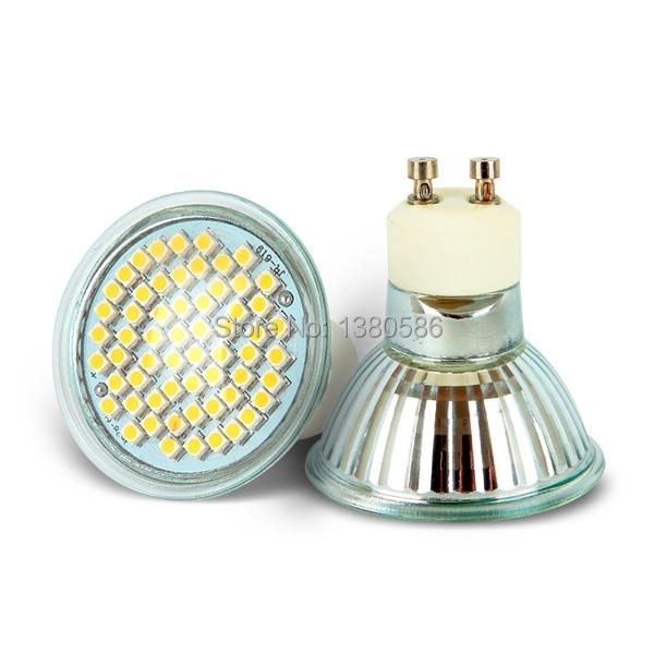 Free shipping wholesale 4pcs/lot GU10 4W LED Spot Bulbs Day White Light Spotlight Bulb Downlight Energy Save<br><br>Aliexpress