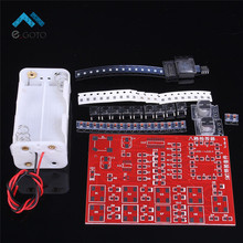 DIY Kits Full SMD 8 Channel Digital Responder WQM Suite  Answer Device SMT Soldering Practice Electronic Training