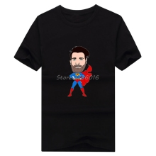 Men superman #1 Gianluigi Buffon Italy Legend Captain T-shirt Clothes juventus T Shirt Men's for juve fans gift tee W0522015