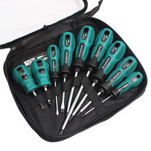 Hand tool 9 in 1 Screwdriver Set Multi-Bit Tools Repair Torx Screw Driver Screwdrivers Kit Home Useful Multi Tool