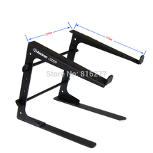 Alctron ls009 multifunctional laptop desk stand professional dj playing stand cd rack(China)