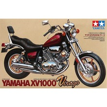 OHS Tamiya 14044 1/12 XV1000 Virago Scale Assembly Motorcycle plastic Model Kits(China)