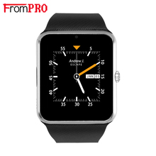 "FROMPRO Smartwatch GT08Plus 1.54"" Android 4.42 CAM 512MB+4GB MTK6572A WiFi GPS Phone Record Smart watch Wristwatch Android watch"