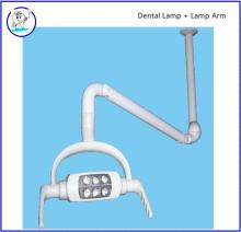 Dental Operating Lamp Light On Ceiling LED Lamp Light With Arm
