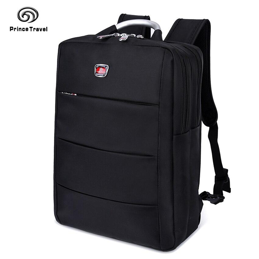 Stylish Men Waterproof Large Capacity Bag Travel Laptop Backpack Nylon College Tide Casual Mens Backpacks School Bag T6809-A<br><br>Aliexpress