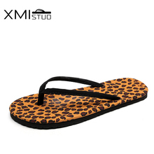 XMISTUO Best Brand Female Flip Flops for Summer Beach Slippers Outside Light Slippers Women Flat Flip Flops 5  Color 1217