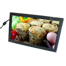 10 inch LCD Touch Screen Monitor VGA DVI TFT Mini Digital Signage Small Size Media Player for Advertising Display