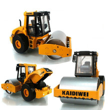 mini car model truck road roller cool baby toy good gift for children kids car toy baby favorite