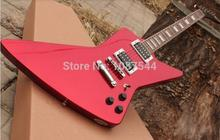 custom shop Wholesale LP Standard Harrison Clapton 1957 LUCY Signature Red Electric Guitar Chinese factory