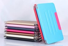 Ultra Slim Sand Grain Inner Soft TPU Stand PU Leather Cover Case For Samsung Galaxy Tab E 8.0 T377 T377V SM-T377 T375 Tablet